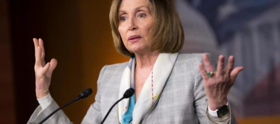 Nancy Pelosi Asked, 'Who Is the Leader of the Democratic Party?' Her Answer? HILARIOUS! [VIDEO]