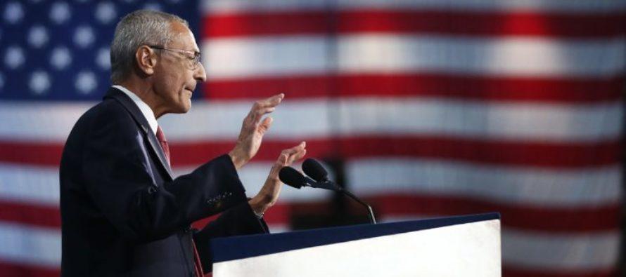 BREAKING: Hillary Insider John Podesta May Have Committed A MAJOR Felony