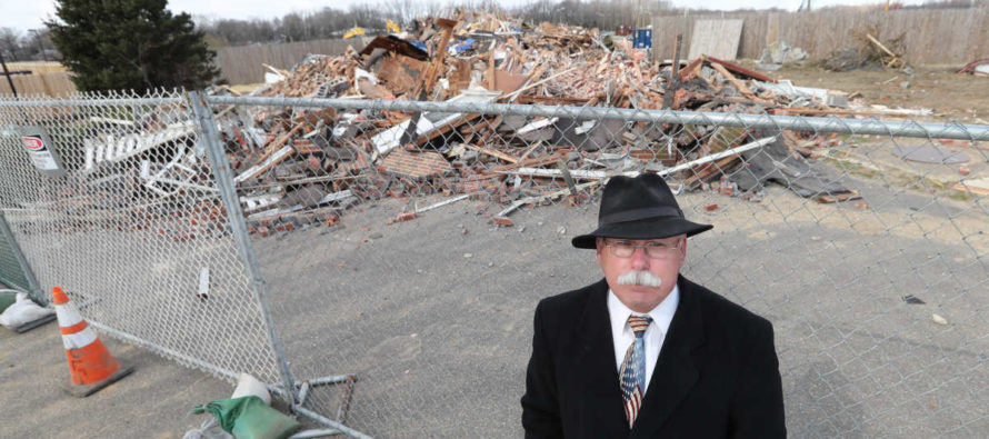 New Jersey Clandestinely DESTROYS Historical Revolutionary War House… For A HIGHWAY?!