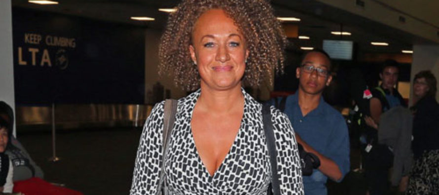 Rachel Dolezal's Hilarious Name Change