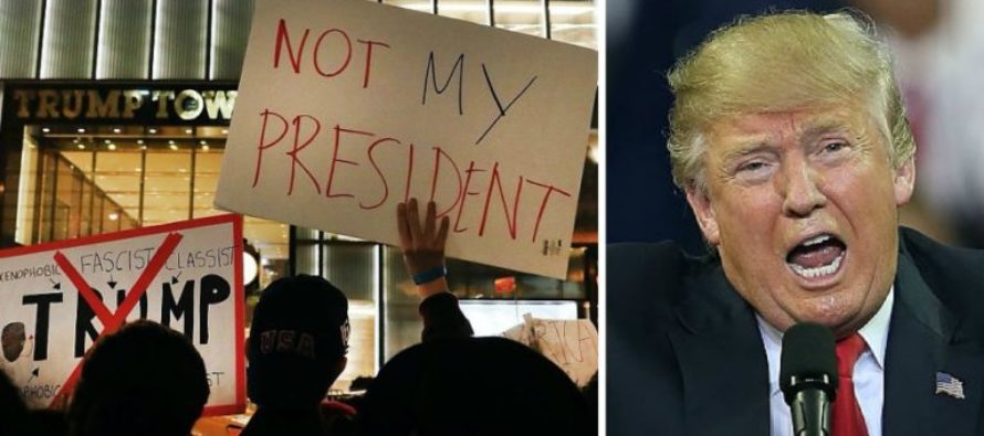 Activists Against Trump Pay $15K A MONTH To Special 'A-Teams', To Do THIS To The President