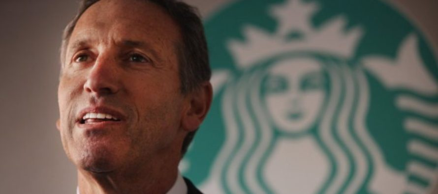 Liberal CEO of Starbucks Makes MAJOR Announcement After Vowing to Hire 10,000 Refugees