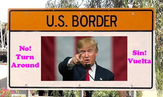 TrumpBorder Teach