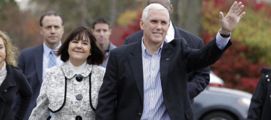 Pence Goes On The WARPATH After The AP Release His Wife's Email Address!