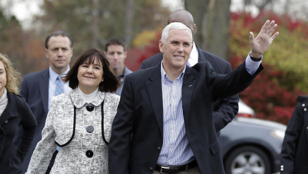 2016 Election Pence