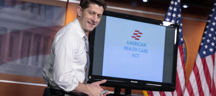Paul Ryan Runs Powerpoint To Push Obamacare Repeal