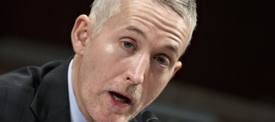 "Gowdy GOES OFF And Attacks The ""Hypocrisy"" Of The Left Over Sessions [LISTEN]"