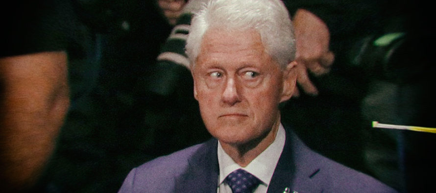 """CRINGE!!!  Bill Clinton Gives Advice On """"Personal Decency"""" Because…He's The Perfect Example [WATCH]"""