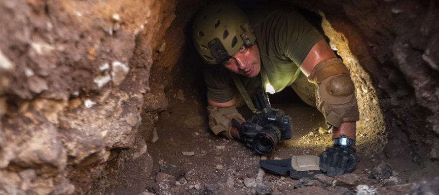 Oh DANG! Border Patrol Agents Just Made HUGE Underground Discovery! [PICTURES]