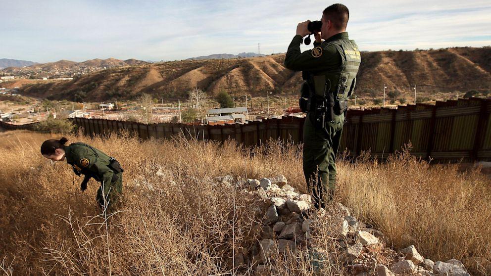 border-patrol search