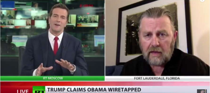 Former CIA Analyst: Obama Gave 'green Light' to NSA & to the CIA To Sabotage Trump [VIDEO]
