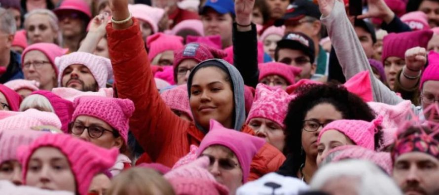 """BOOM! #WeShowUp Becomes The COUNTER-MOVEMENT Of The Left's """"Day Without Women"""" Strike! [VIDEO]"""