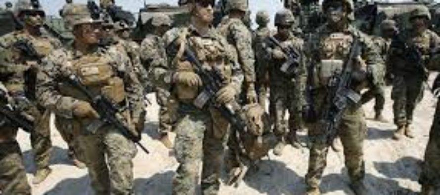 BREAKING: President Trump DEPLOYS Marines – ISIS Better Start Running… [VIDEO]