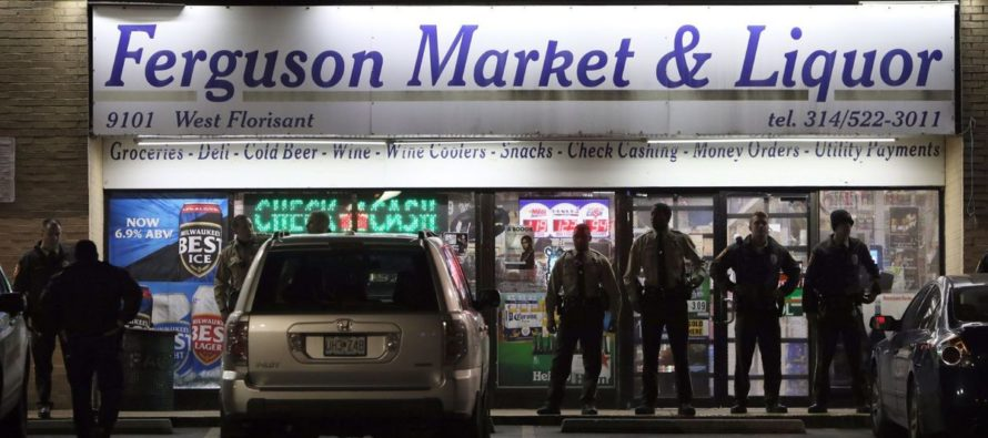 Shots Fired At Ferguson Market After Fake Liberal Documentary Claims Michael Brown Didn't Rob Store