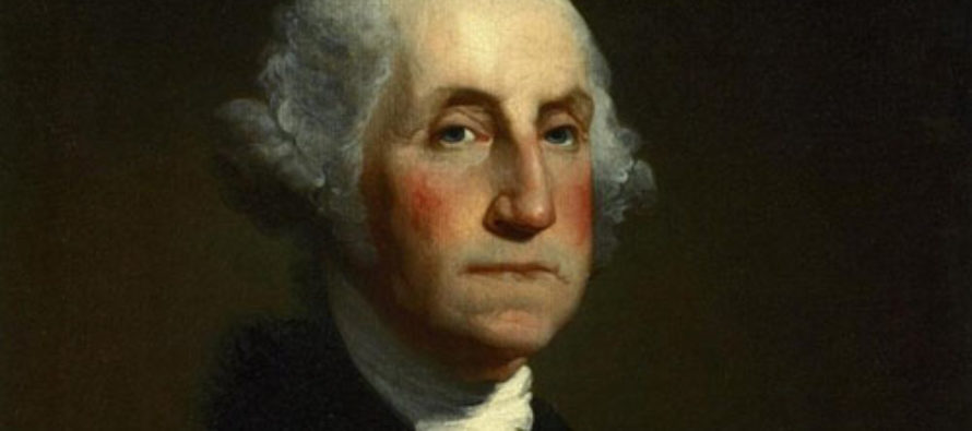 Heartbreak of a Moonbat Mommy: Daughter Admires George Washington