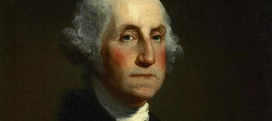 Heartbreak of a Moonbat Mommy: Daughter Admires George Washington