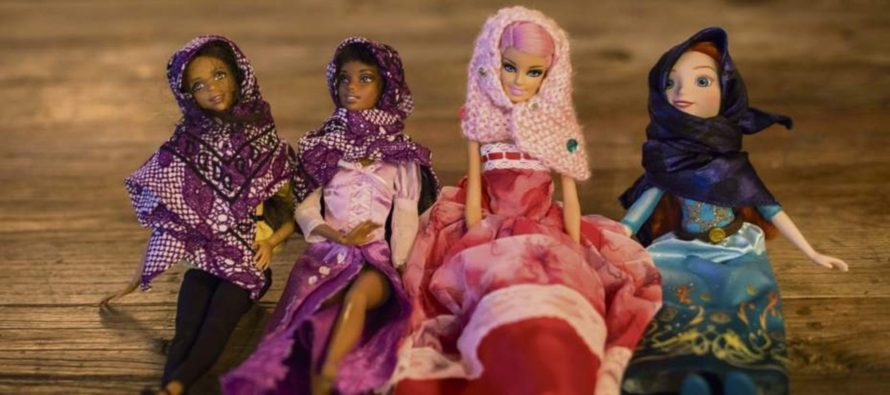 HIJAB BARBIE – Coming To A Store New You In April, Will It Have Instructions For Sharia Law?