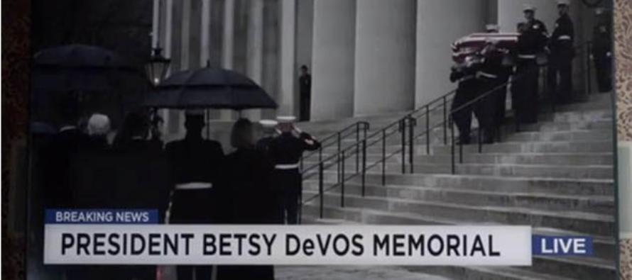 Hollywood TV Show 'Last Man on Earth' Kills Entire Trump Administration [VIDEO]