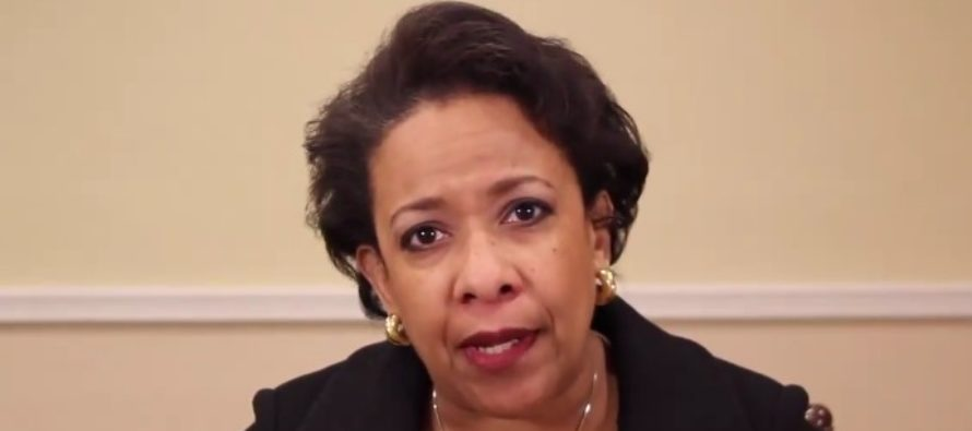 Loretta Lynch wants more marching, blood and death in the streets [VIDEO]
