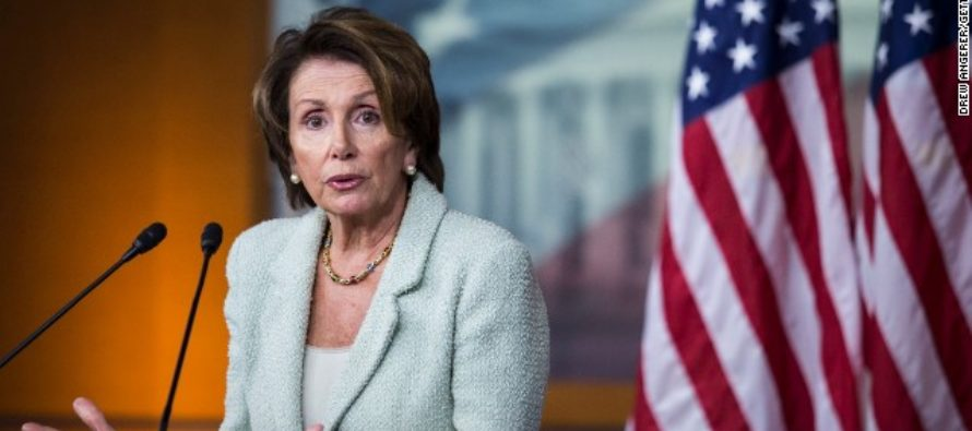 CNN Accidentally Makes A Total FOOL of Nancy Pelosi During LIVE Interview – SHE CRACKED! [WATCH]