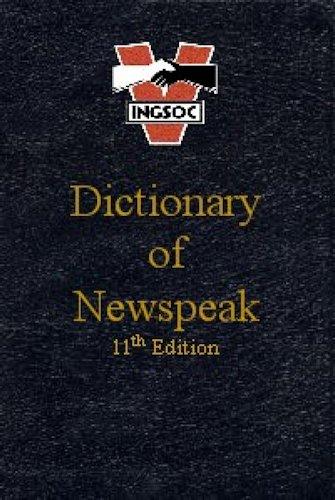 newspeak dictionary