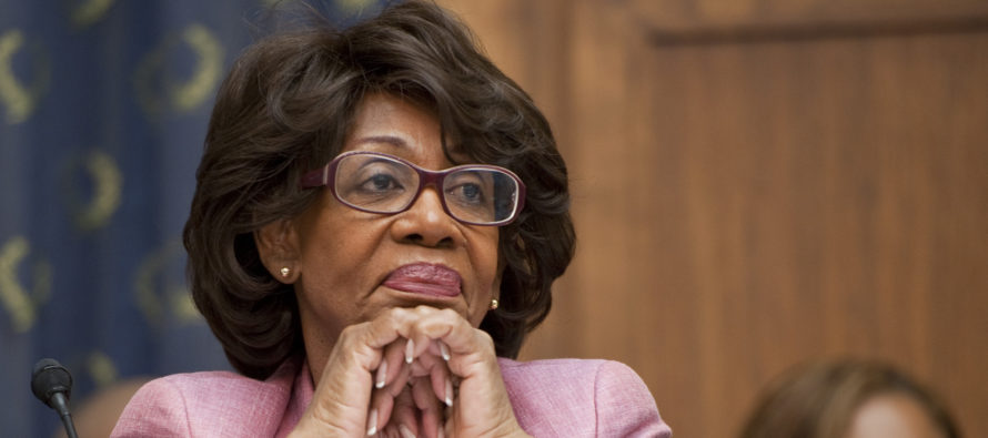 GOT HER! Maxine Waters BUSTED Dipping Into The Cookie Jar!