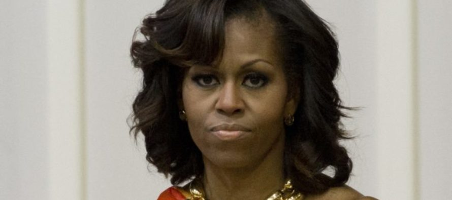 UH OH: More Bad News for Michelle Obama