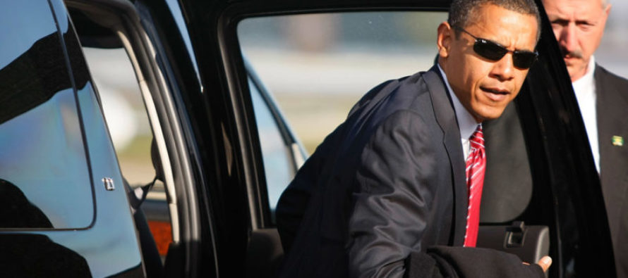 Are You Ready? Here Comes Obama- He's Not Going Anywhere For A Long Time [VIDEO]