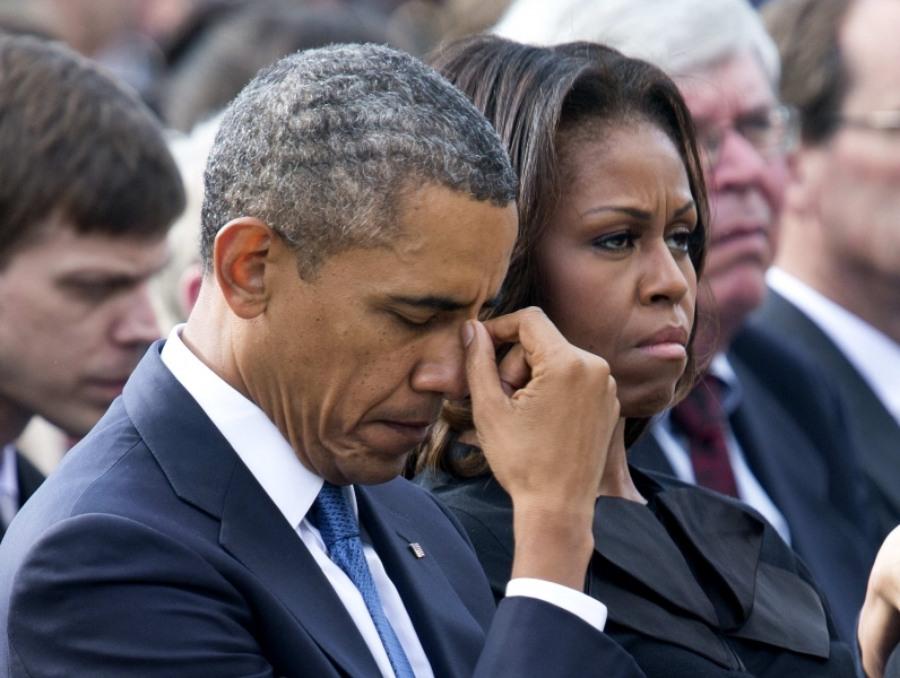 obamas upset