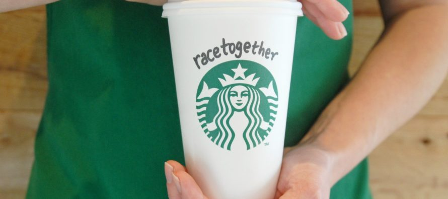 Starbucks is giving away FREE COFFEE… but there's a MORONIC catch.