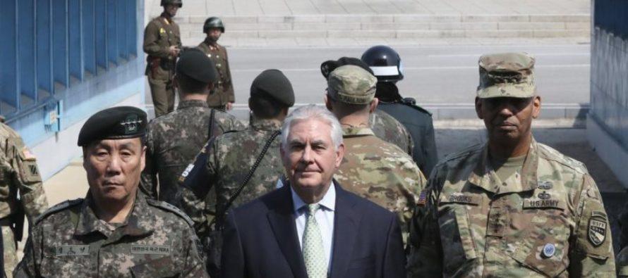 ALERT: N. Korea Threatens to NUKE the United States