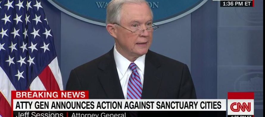HOLY CRAP!! Sanctuary Cities Learn The HARD Way Trump Wasn't BLUFFING!