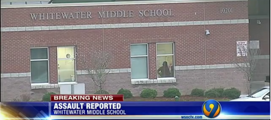 Horrible crime happens to 14 year-old at school, but mainstream media ignored it