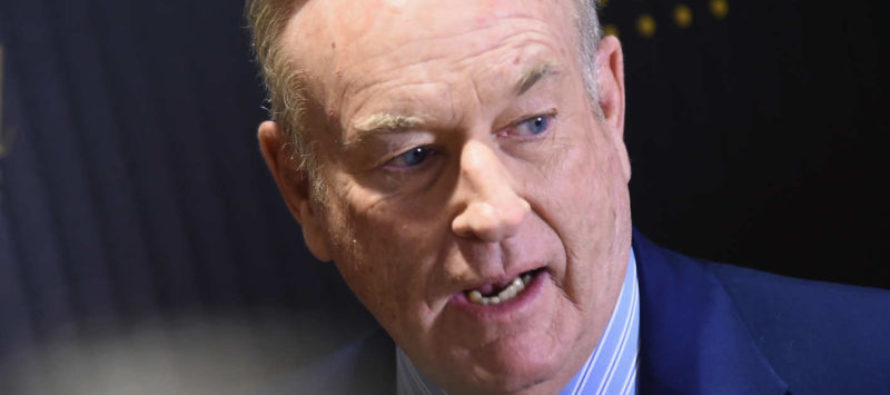 Breaking: Bill O'Reilly Just LEVELED The Accusation Of His Supposed $13 Million Lawsuit Settlements