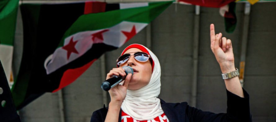 BUSTED? NY Democrat To Linda Sarsour: Where's the $100k You Raised for Jewish Cemetery?