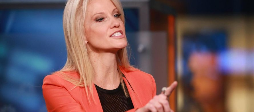 BOOM! Kellyanne Just Took Over Media To Report What THEY WON'T – The Truth! [WATCH]