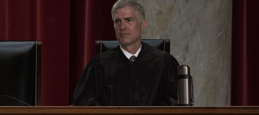 BOOM! Gorsuch Casts His FIRST Tie Breaking Vote – And It's HUGE!