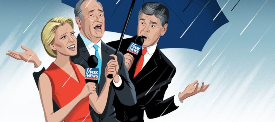 "Hannity: ""The Total End of FOX NEWS"""