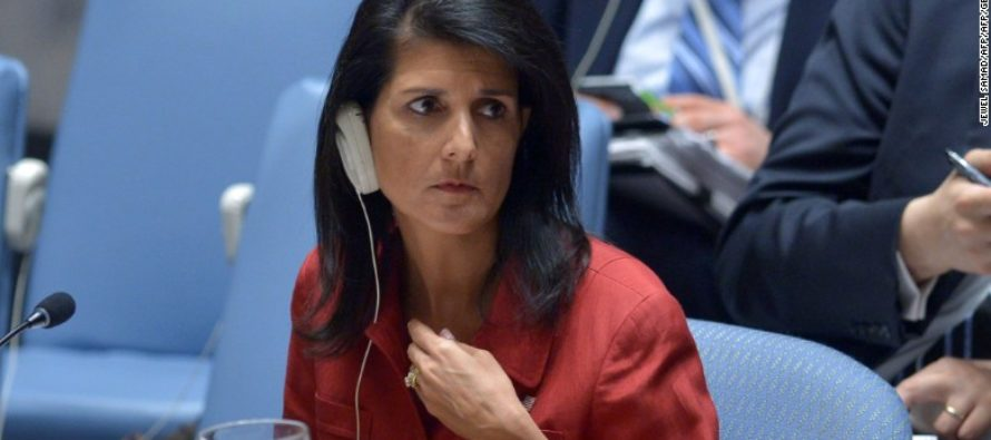 Russian MELTDOWN At UN Meeting Over AIRSTRIKES – Nikki Haley Puts EVERYONE In Check! [WATCH]