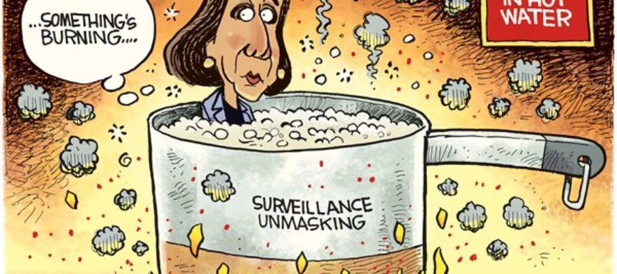 Rice in Hot Water (Cartoon)