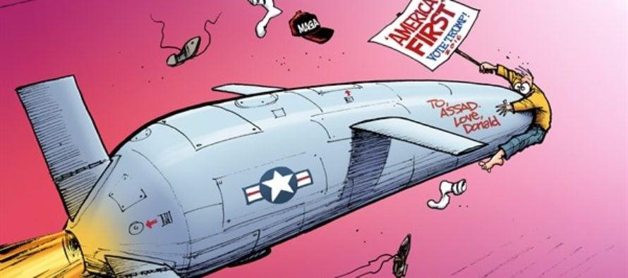 Missile Strike (Cartoon)