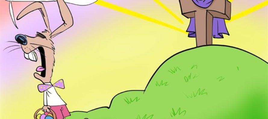 He Is Risen (Cartoon)