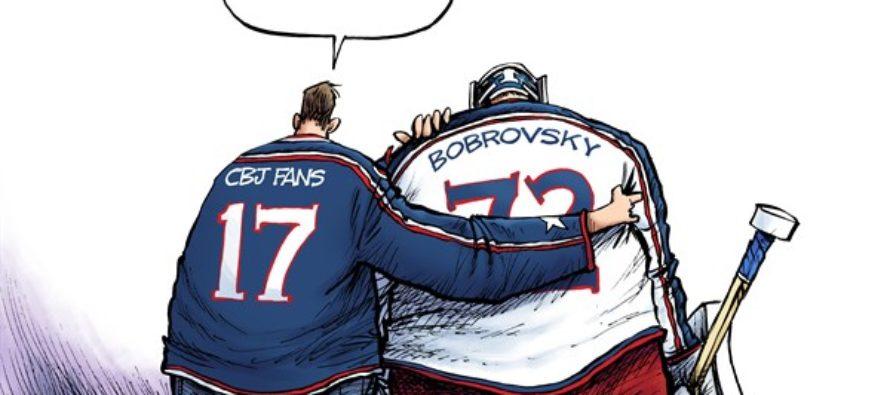 LOCAL OH CBJ Hugs (Cartoon)