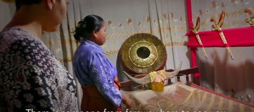 Village Of The DEAD: People Who Treat Their Deceased Like The Living… [VIDEO]