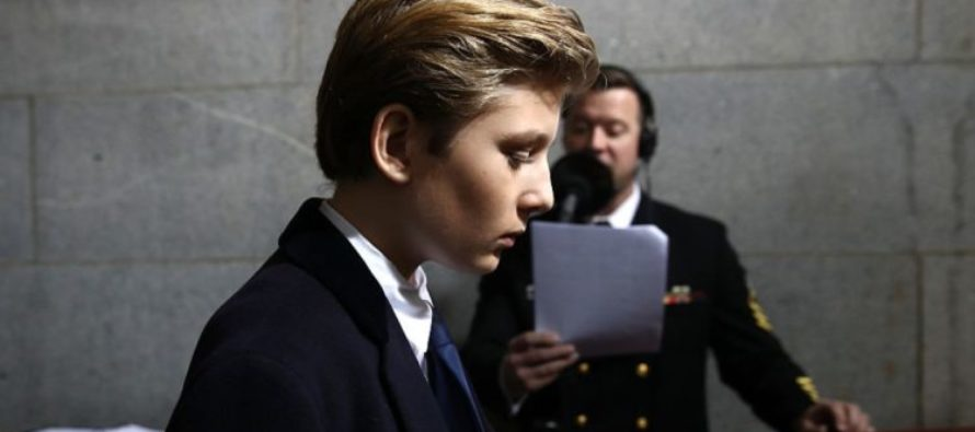 ISIS Calls for MURDER of Barron Trump & Gives Out His Personal Details