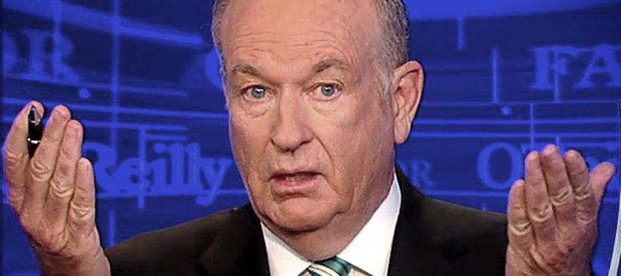 REPORT: Bad News for O'Reilly – Fans Won't be Happy