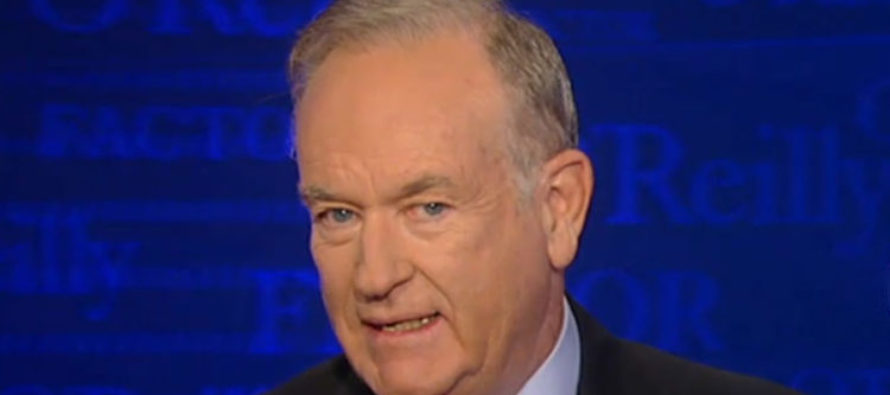Bill O'Reilly Hit With ANOTHER Accusation