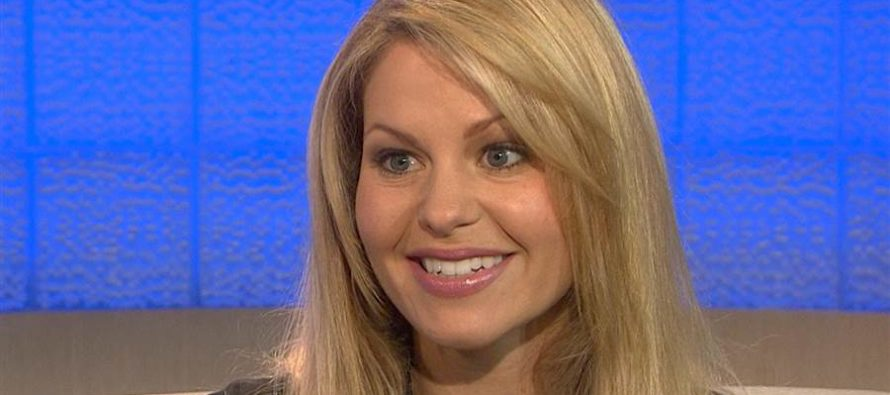 Candace Cameron Wears Religious T-shirt Then 'The View' Hosts ATTACK! [VIDEO]
