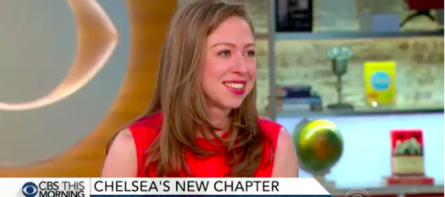 Chelsea Clinton Makes MAJOR Announcement About Her Future [VIDEO]