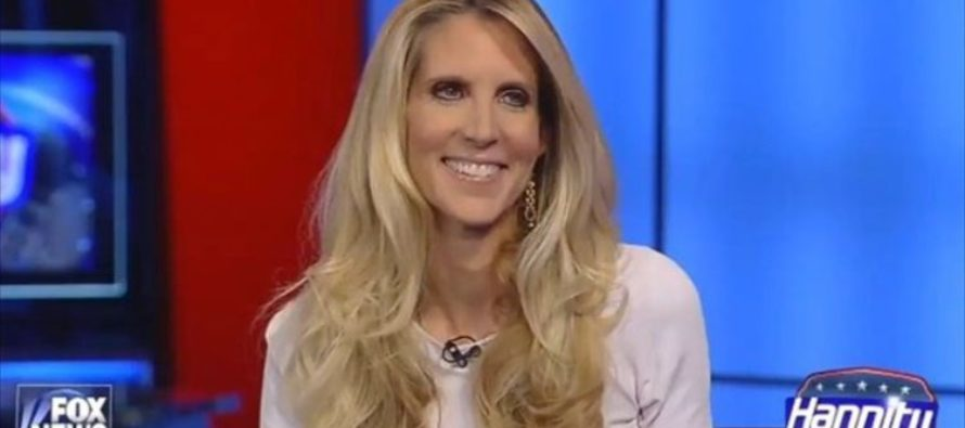 Ann Coulter CANCELS Berkeley Speech After Repeated Threats of Violence [VIDEO]